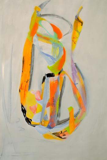 Tape-Figure-Painting-2013 48 x 72